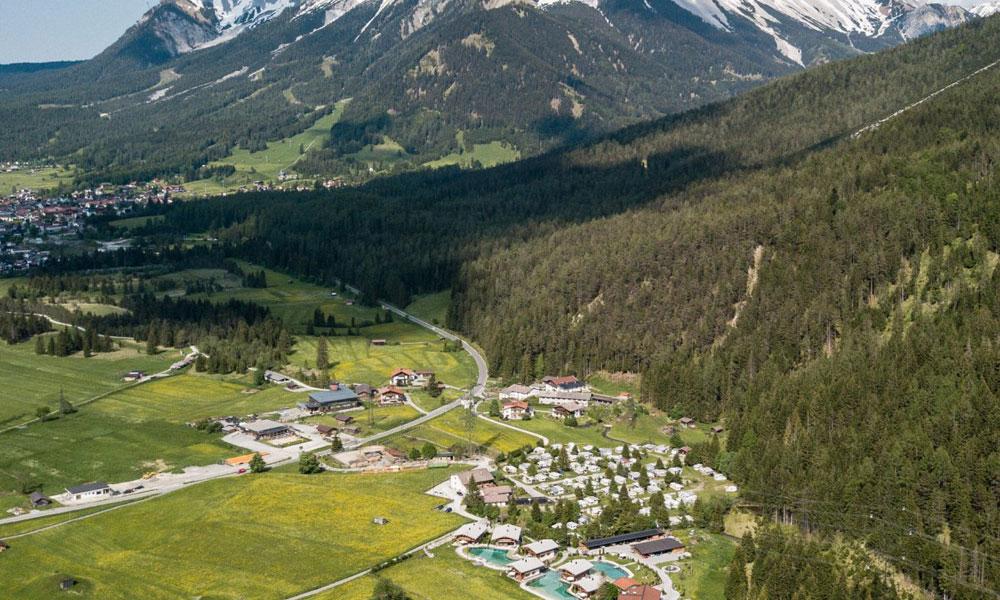 Apartments & Camping Biberhof