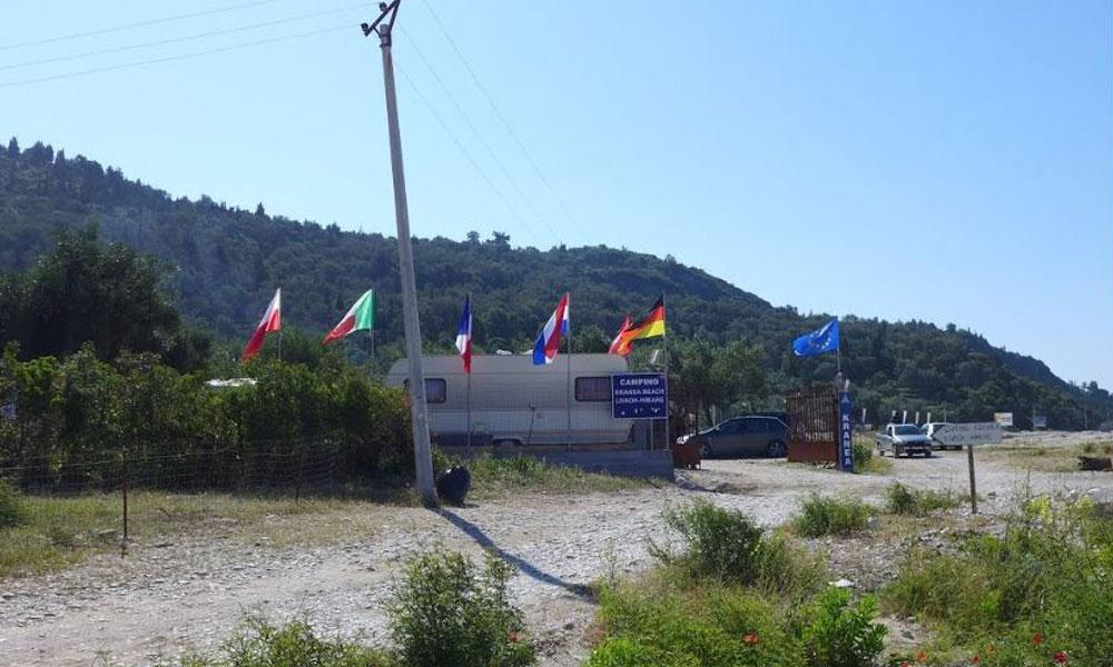 Camping Kranea