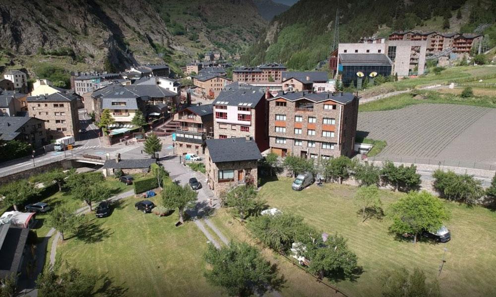 Camping Santa Creu
