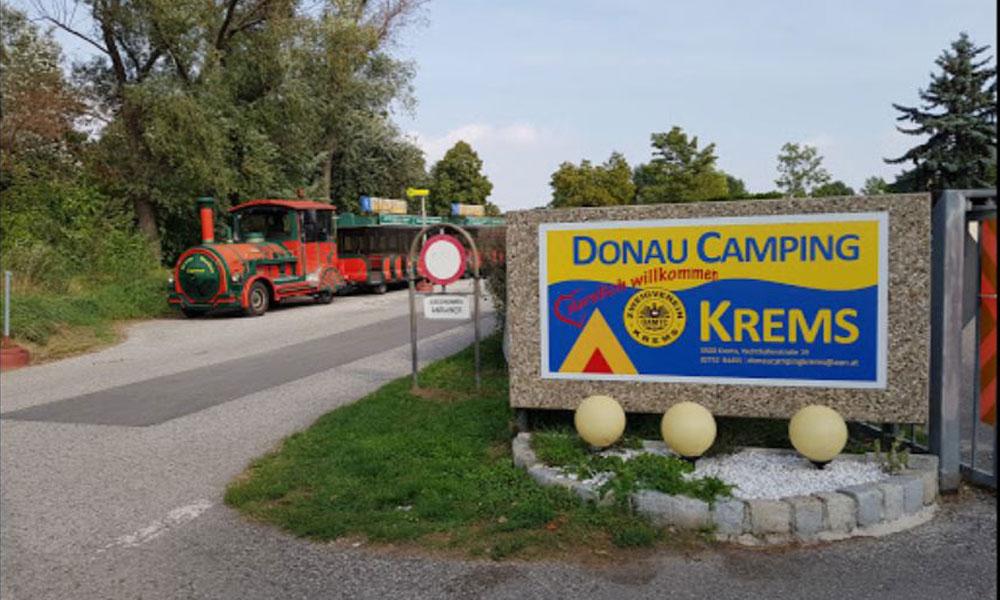 Donaupark Camping Krems