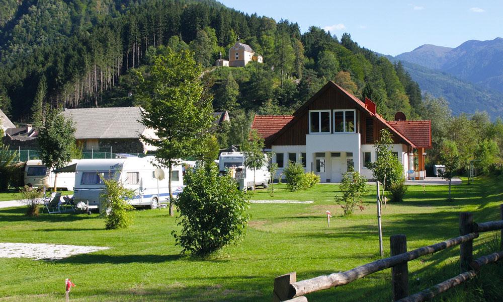 Drau-Camping Sachsenburg