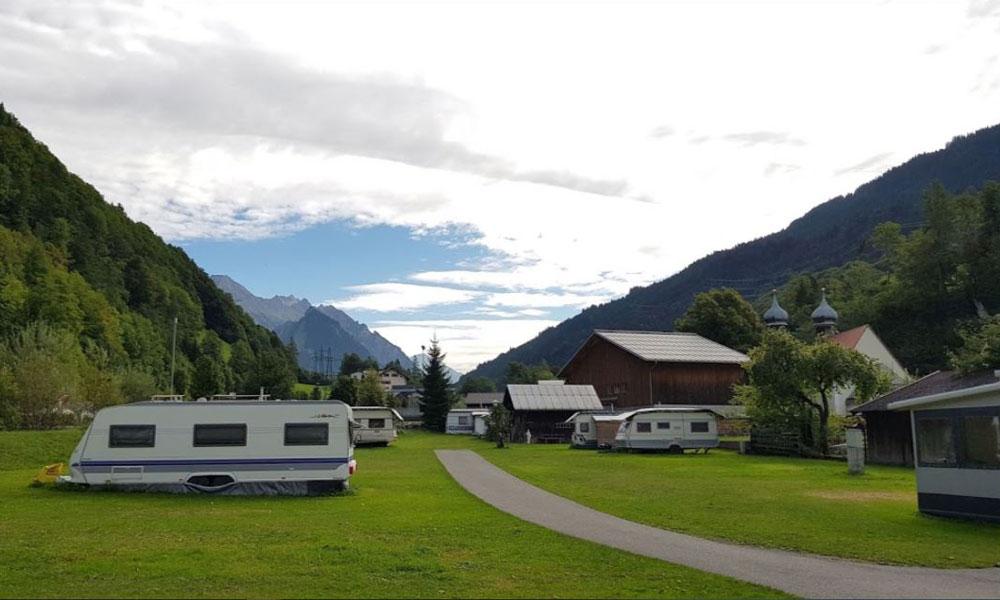 Haus & Camping Erne