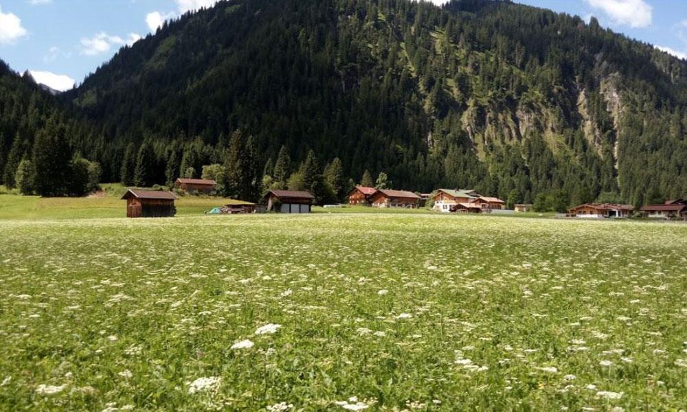 Naturcamping Haldensee