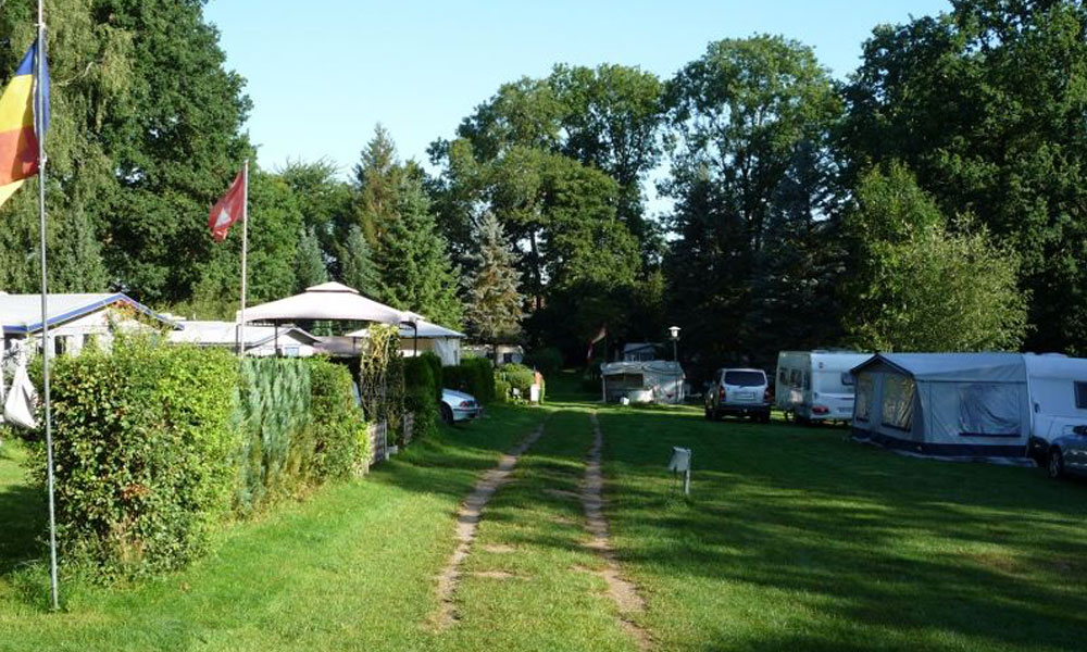 Camping ABC Großensee
