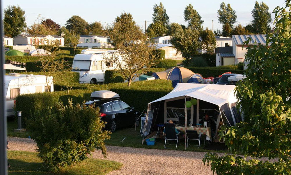 Camping l'Aiguille Creuse