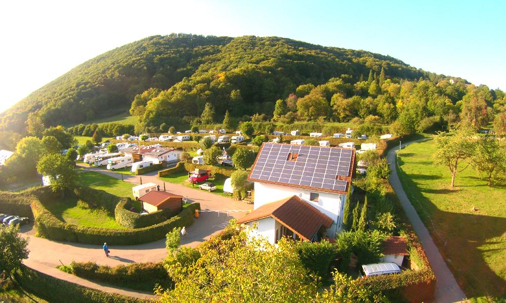 Feriencamping Badenweiler