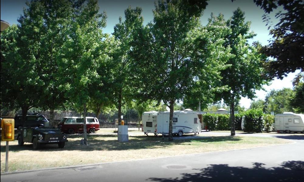 Camping Barragem da Queimadela