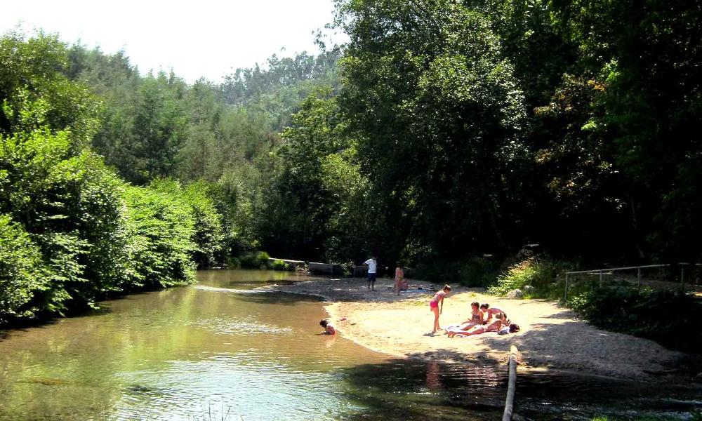 Camping Cabreira