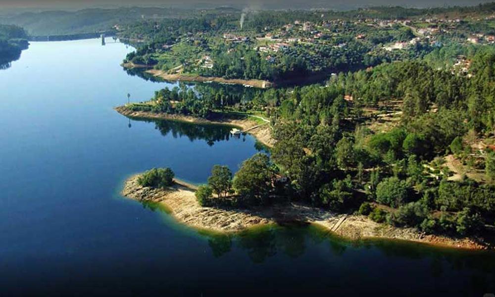 Camping Lake Alverangel