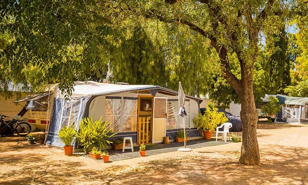 Camping Municipal de Beja