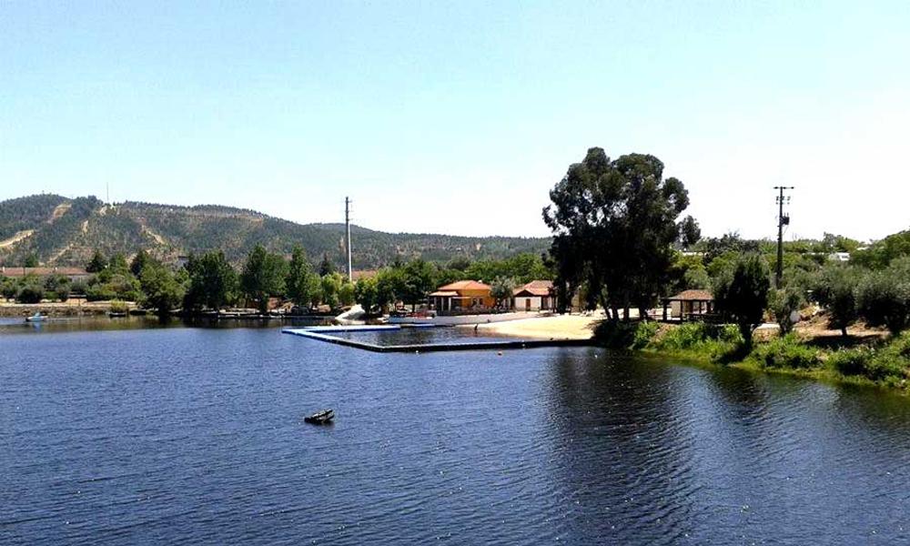 Camping Municipal de Ortiga