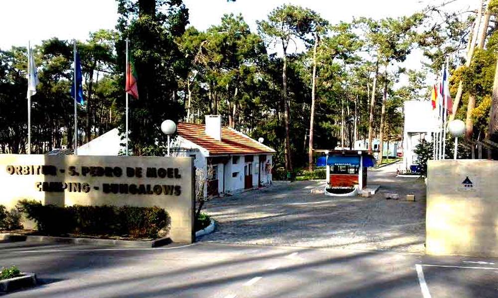 Camping Orbitur-São Pedro de Moel