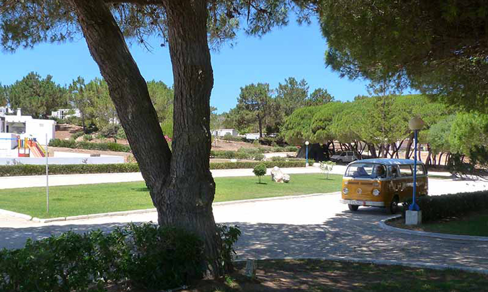 Camping Orbitur-Sagres