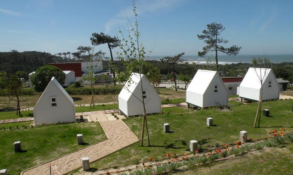 Camping Praia de Pedrogão