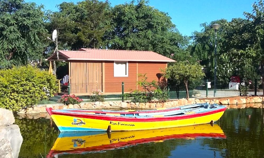 Camping Ria Formosa