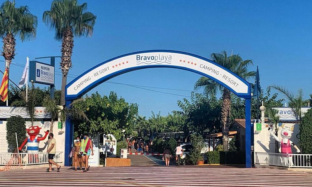 Bravo Playa