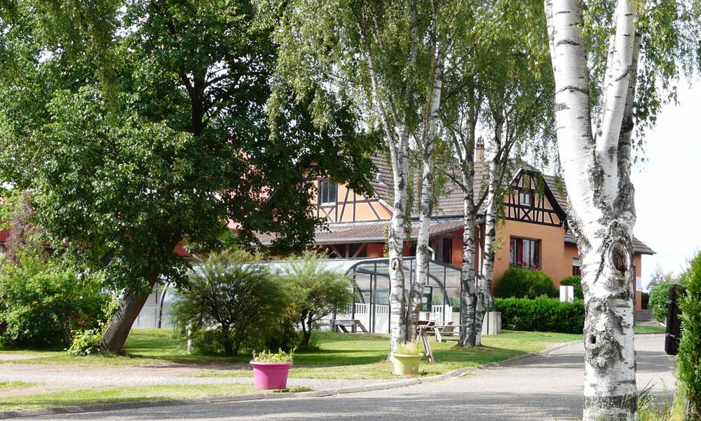 Camping Les Portes de l'Alsace